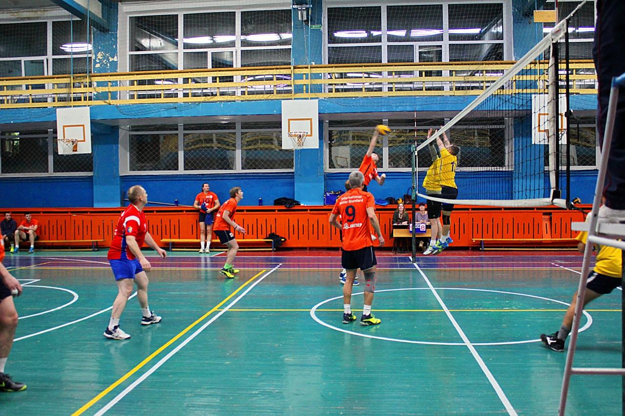 Новый волейбольный сезон города Перми 2021-2022г.